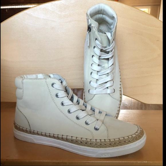 8cebac7d2ac *NWOB* Ugg gradie leather high top sneaker